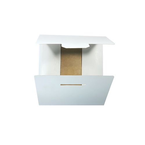 Caixinha branca sublimável azulejo 20x20 e 15x15
