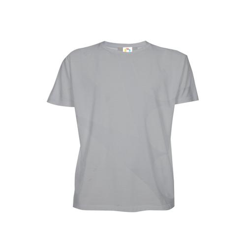 Camiseta Baby Look Adulto para Sublimar - TECIDO CINZA