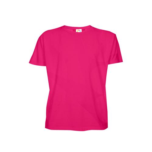 Camiseta Baby Look Adulto para Sublimar - Tecido Pink