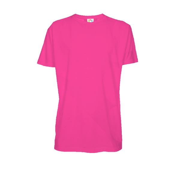 Camiseta INFANTIL Colorida PINK
