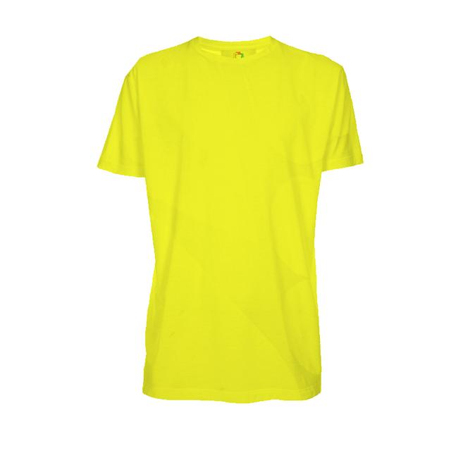 4d1c1c732 Camiseta Poliéster Amarela - Adulto - Manga Curta. ‹ ›