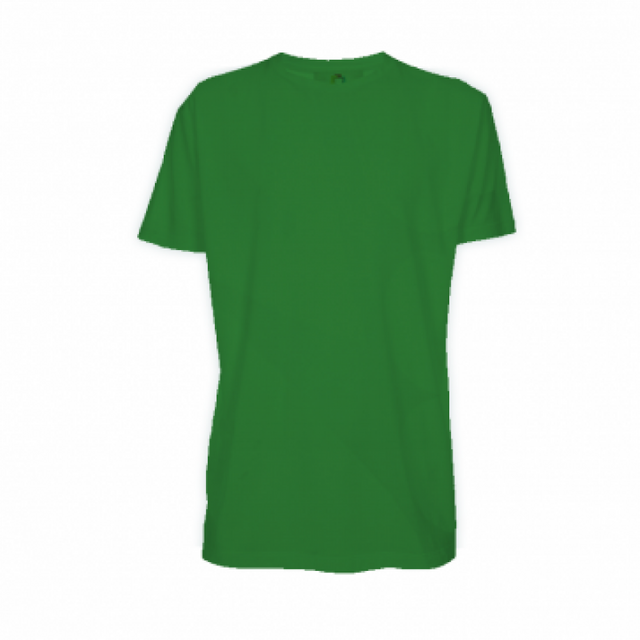 02a5613b8 Camiseta Manga Curta Adulto para Sublimar - Tecido Verde Escuro. ‹ ›