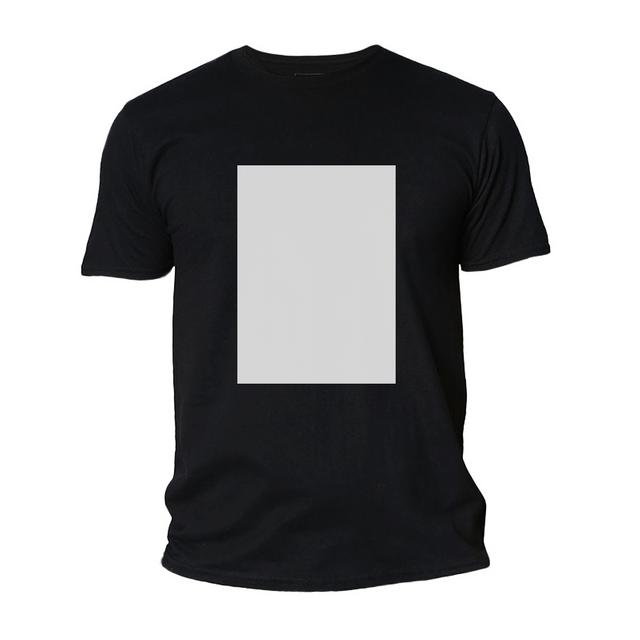4dd7f37437 Camiseta Poliéster Preta c  tarja Branca Masculina - NOVIDADE. ‹ ›
