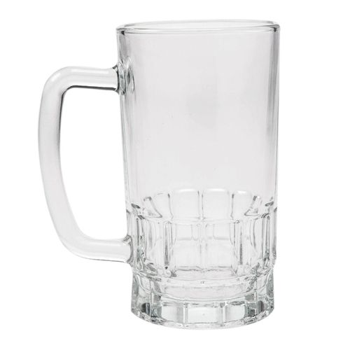 CANECA CHOPP TRANSPARENTE 550ml