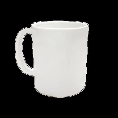 Caneca de cerâmica Branca para Sublimação - UNIDADE - PREMIUM