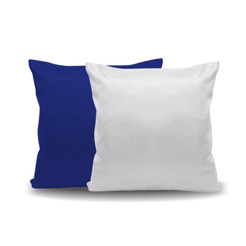 Almofada Azul - 30 cm x 30 cm (Capa + Enchimento)