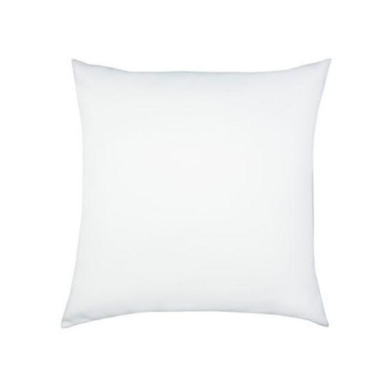 Almofada Branca 60x60cm (Capa + Enchimento)