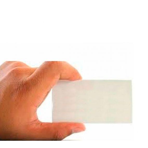Cartão de visita 5,0 x 9,0 cm