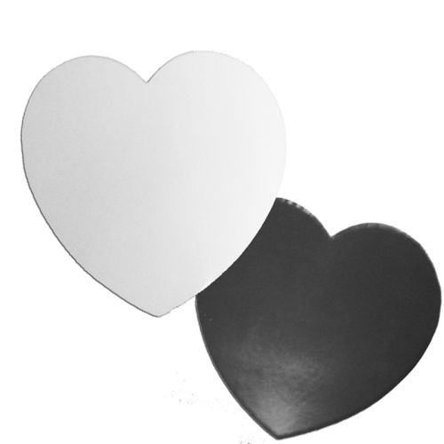 Imã cerâmica - Coração