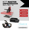 Kit Empreendedor Master- Prensa 38x38 + Prensa Cilíndrica + Impressora Sublimática A4 + Brindes + plotter silhouette cameo 3