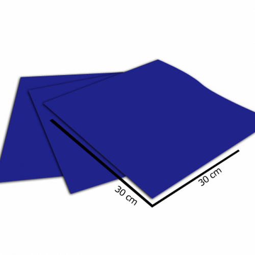 Manta Auxiliar de Silicone para Sublimação 25x25 ou 35x50