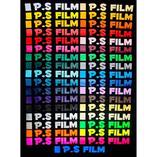 P.S. FILM - SISER - 50cm x 30cm
