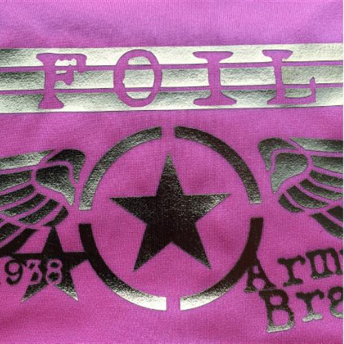 P.S. FOIL - SISER - 50cm x 30cm