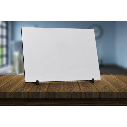 Porcelanato 28x20 cm branco - Ideal para trabalhos em A4