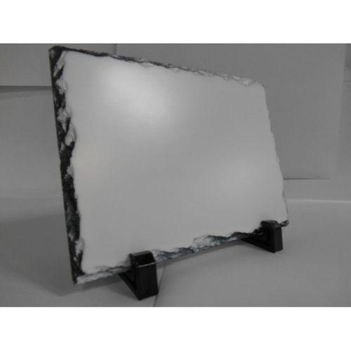 Porta Retrato quadrada em Pedra - 20x20