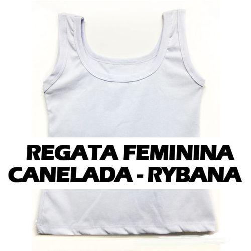REGATA FEMININA CANELADA - Rybana