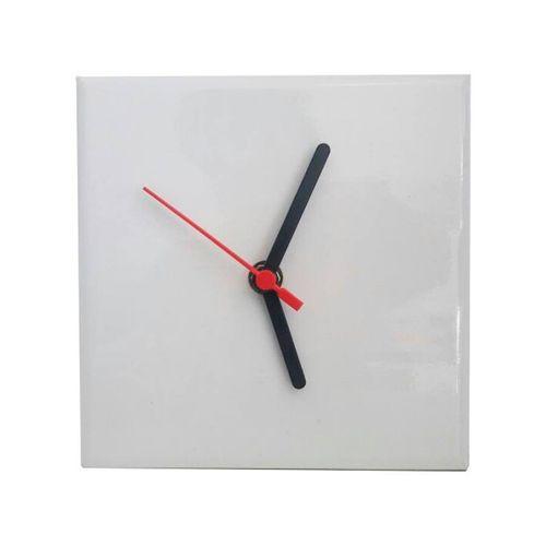 Relógio Azulejo 20x20cm