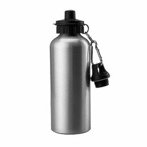 Squeeze de Alumínio 2 tampas - 500mls -
