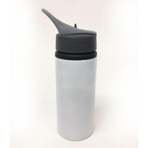 Squeeze Sport de Alumínio 550mls - BRANCO