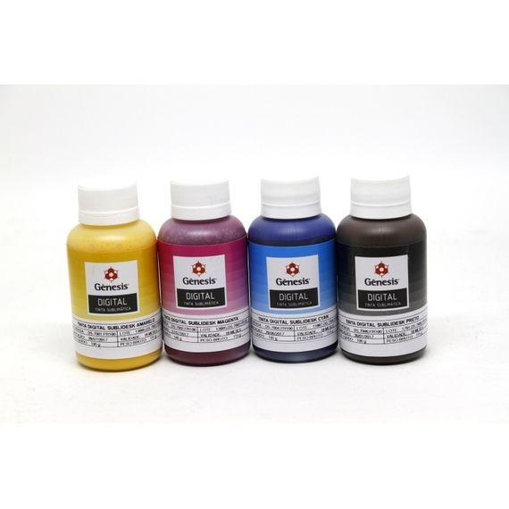 Tinta Sublimática - Gênesis - 100ml
