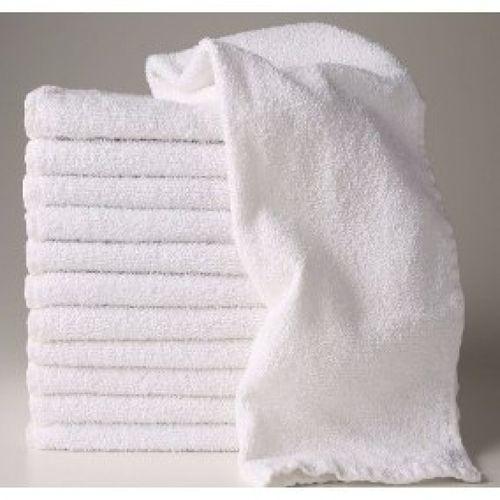 Toalha de lavabo lado para sublimar 100% - Branca