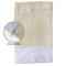 Toalha Porta escova 31x50 creme ou branca