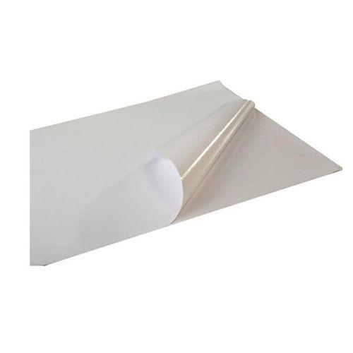Vinil para impressora jato de tinta transparente - 50 folhas