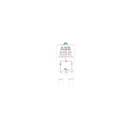 Acessório Plugável com LED para Soquete de Relé - CR-P/M 92V