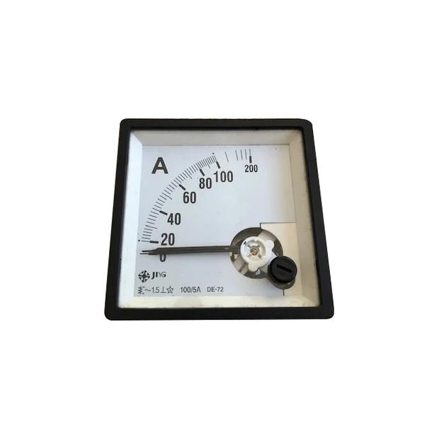 Amperímetro Analógico CP-T72 - 0...100A
