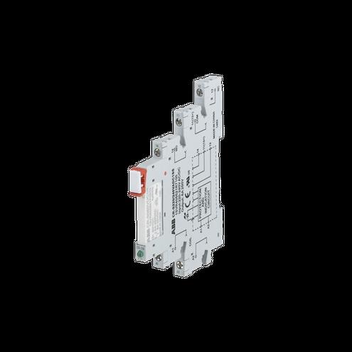 Base para Relé de Interface Modular - CR-S012/024VADC1SS