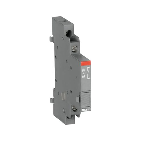 Bloco de Contato Lateral para Disjuntor-Motor - HK1-11