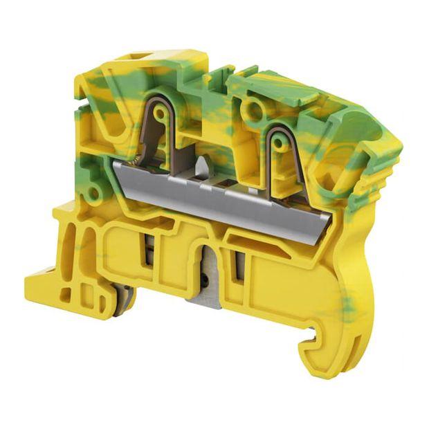 Borne Mola 4mm - ZK4-PE
