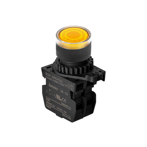Botão de Comando Iluminado - 1NA 220V