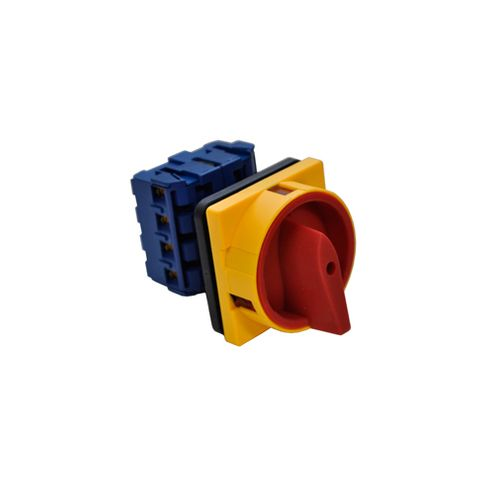 Chave Seccionadora Rotativa com Trava por Cadeado 32A - LW30-32-3000 10