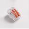 Conector de Alavanca para Fios e Cabos 0,08...2,5mm² - PC622