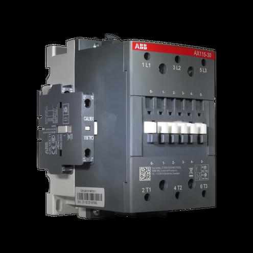 Contator AX115-30-11-75 - 1NA + 1NF 200...220VCA