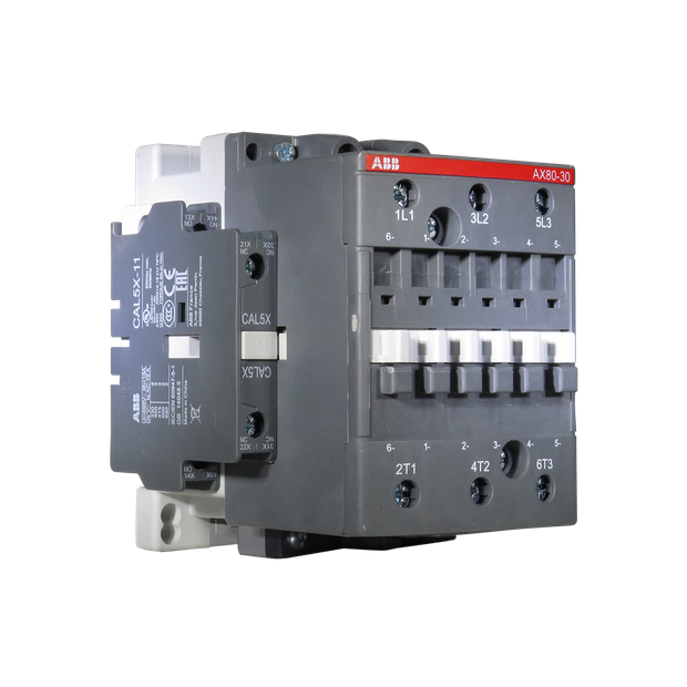 Contator AX80-30-11-81 - 1NA + 1NF 24V