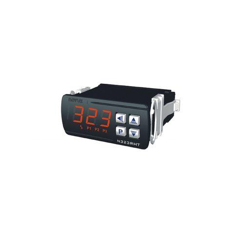 Controlador de Temperatura e Umidade - N323-RHT
