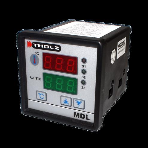 Controlador de Temperatura - MDL168N P198