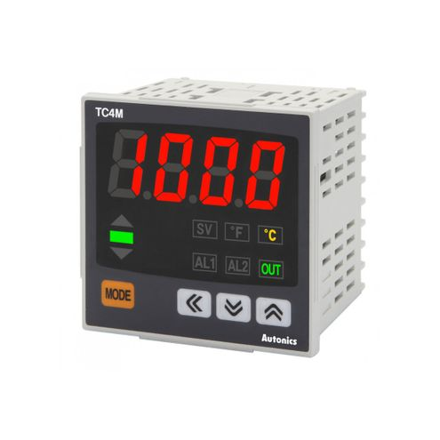 Controlador de Temperatura Unimalha TC4M-24R - 100-240VCA