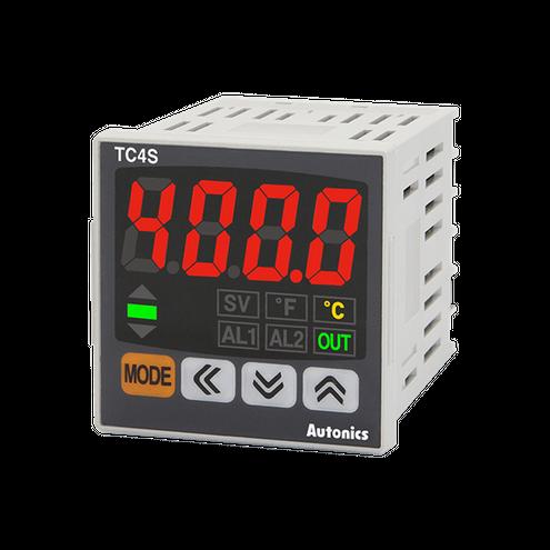 Controlador de Temperatura TC4S-12R - 24VCA/CC