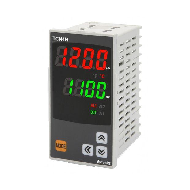 Controlador de Temperatura Unimalha TCN4H-24R - 100-240VCA