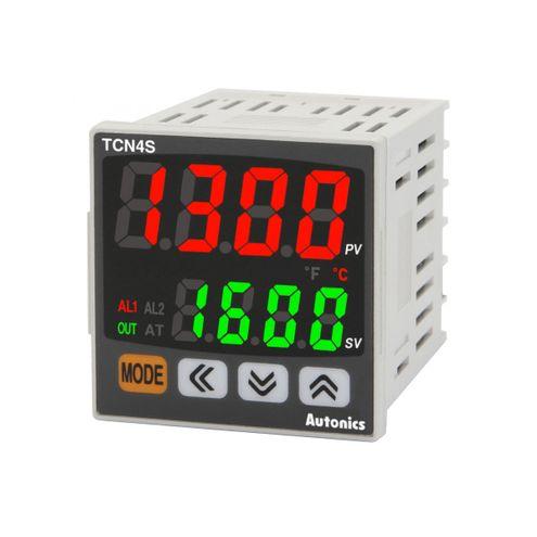 Controlador de Temperatura Unimalha TCN4S-24R - 100-240VCA