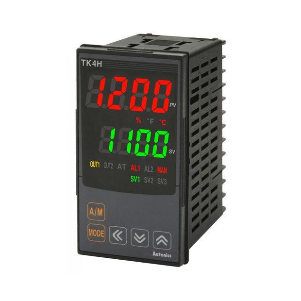 Controlador de Temperatura Unimalha TK4H-24CN - 100-240VCA