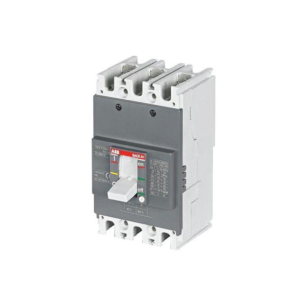 Disjuntor Caixa Moldada FORMULA - A1A 125 - 15A