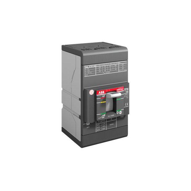 Disjuntor Caixa Moldada TMAX XT - XT1B 160 - 125A