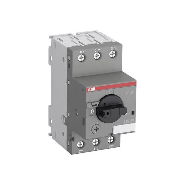 Disjuntor Motor 4,0-6,3A - MS116-6.3