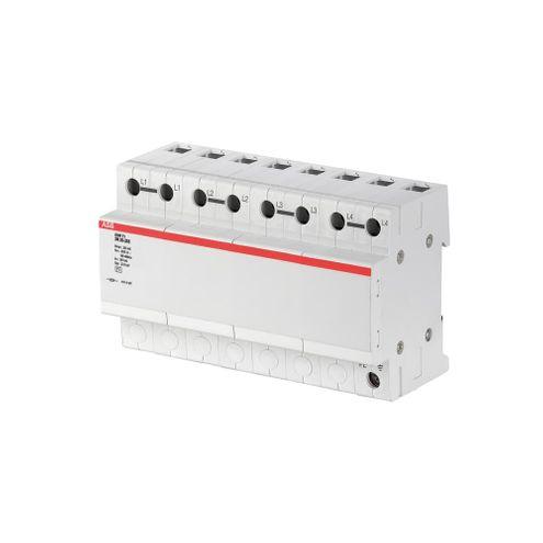 Dispositivo Protetor de Surto Tipo 1 25kA 255V - OVR T1 3N 20-255