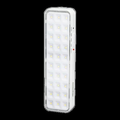 Iluminação de Emergência Autônoma - 30 LEDs Slim