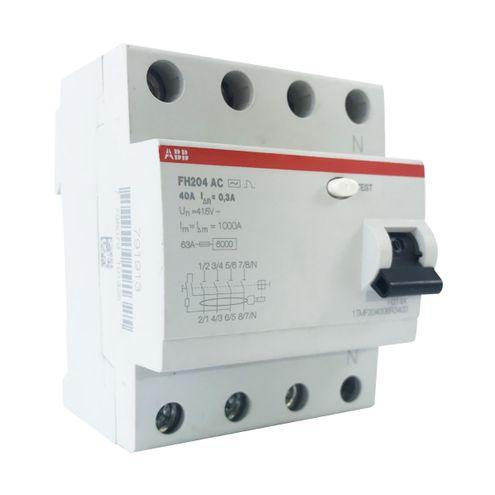 Interruptor Diferencial Residual - FH204 AC-40/0,03